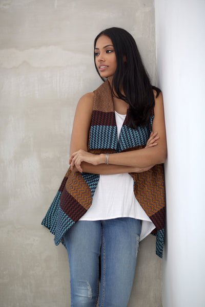 Handwoven Cardigan - Sold Out