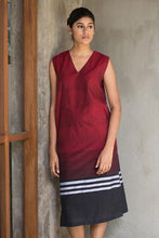 Load image into Gallery viewer, Handloom tunic dress - Fashion Market.LK