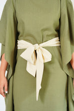 Load image into Gallery viewer, MENDES CEYLON - Green Kelly summer Tunic