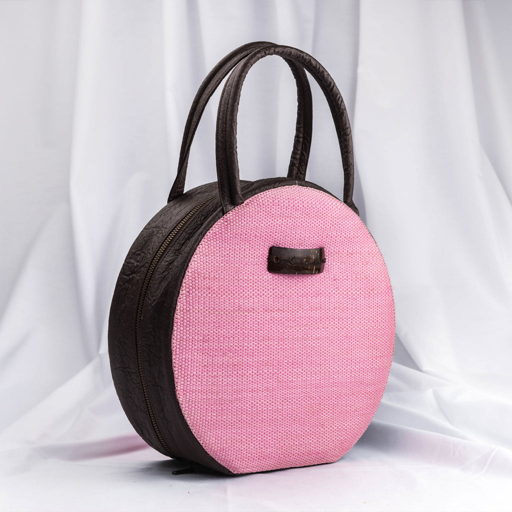 Monet Tote in Pale Pink