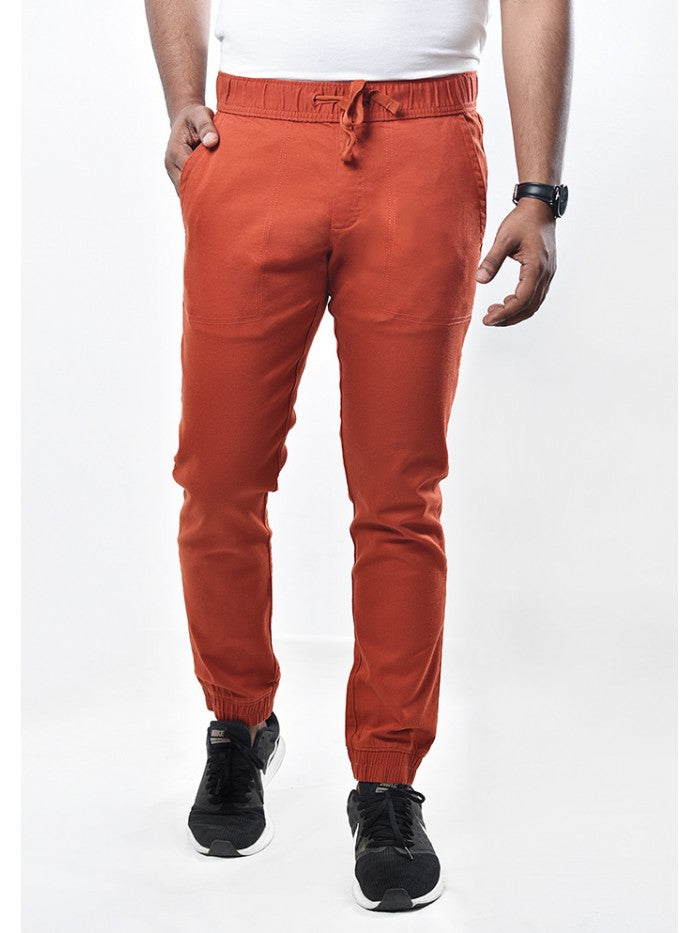 JOGGER PANT M105 -FISHERMEN RED