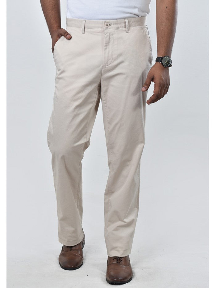 MEN'S COMFORT FIT PANT - M-109 - TAN