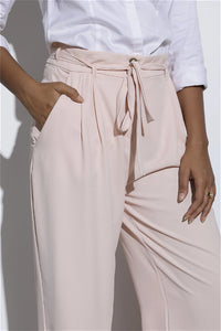 Mara High-waist Pink Pants