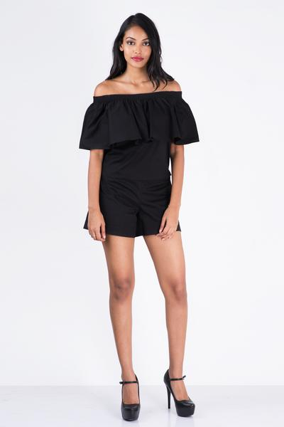Mare Tailored High Waisted Short - Fashion Market.LK