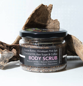 Cocoa Butter & Coffee Body Scrub