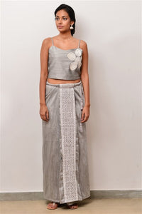 Nelum Crop Top