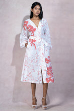 Load image into Gallery viewer, Deluxe Batik Midi Dress