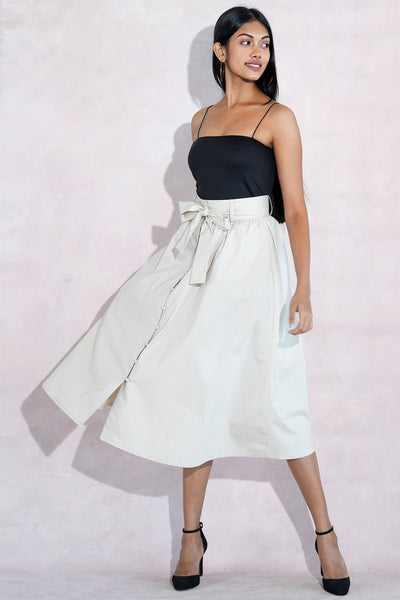 Hazel Belle Midi Skirt