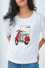 "Load image into Gallery viewer, ""Scooty"" T-Shirt"