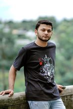 Load image into Gallery viewer, King of Taprobana Black T-shirt (unisex)