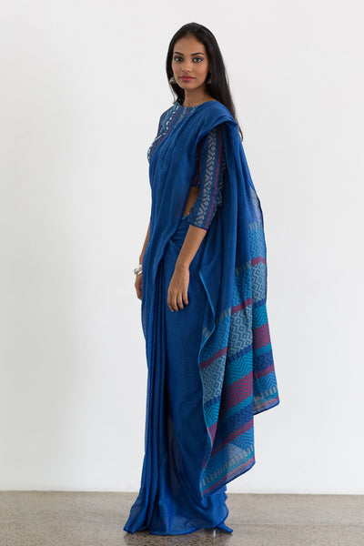 Neela Warna  -Immediate Shipping  _ Order now