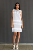 Hand Woven Shift Dress