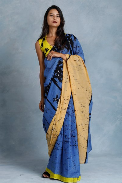 Urban Drape Too Hot To Handle Saree