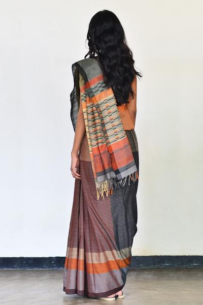 Urban Drape Tree Dreaming Saree - Fashion Market.LK