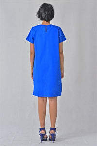 Ubiquitious Affair Shift Dress V2