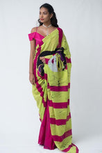 Load image into Gallery viewer, Urban Drape Volto Saree