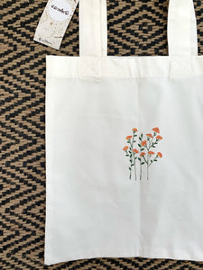 Tote Bag - Orange Baby Cosmo