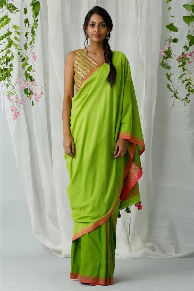 Urban Drape Zap Candy Saree