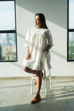 Load image into Gallery viewer, MENDES CEYLON - Jasmin Mini Dress White