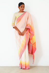 Urban Drape Ocean Breeze Saree