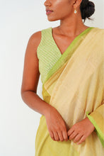 Load image into Gallery viewer, Urban Drape Olive Garden saree
