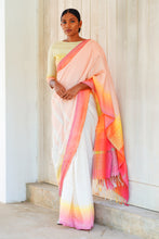 Load image into Gallery viewer, Urban Drape Ocean Breeze Saree