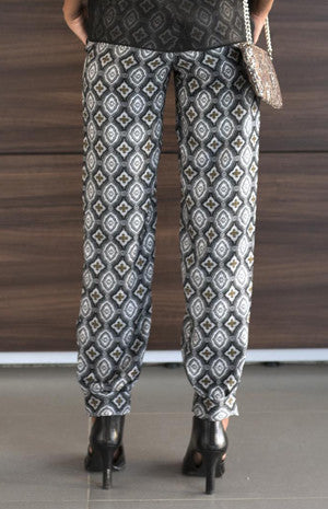 SURE Printed Trousers