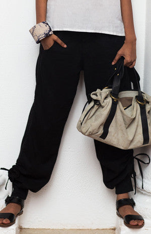 Rouched Pant