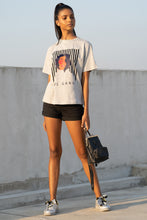 Load image into Gallery viewer, Girl Gang Grey T-shirt