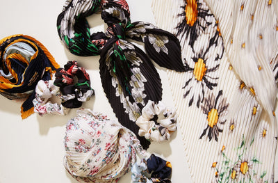 This week's best : Scarf Scrunchie
