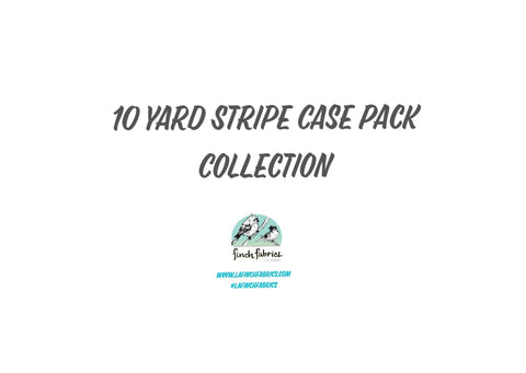 10 Yard Stripe Knit Case Pack Collection