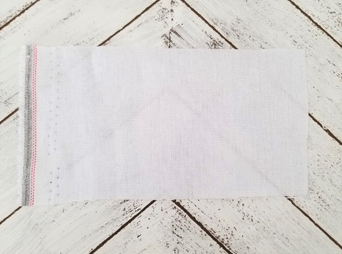 Designer Rayon Linen Blend Solid White Woven