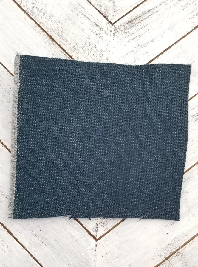 Cone Mills USA Non-Stretch Fashion Denim Antique Indigo- 12oz