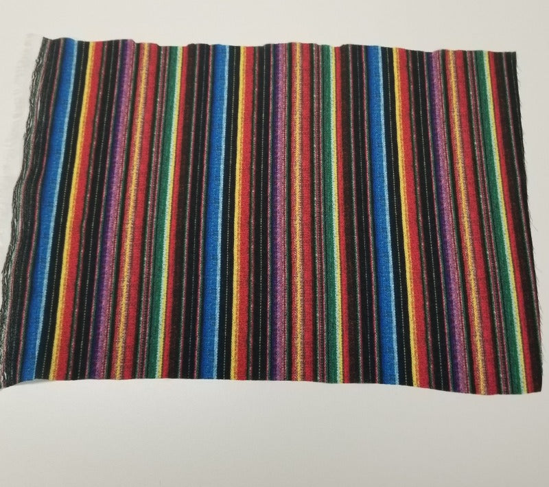 Designer Deadstock Serape Rosarito Blousewear Woven-By the yard