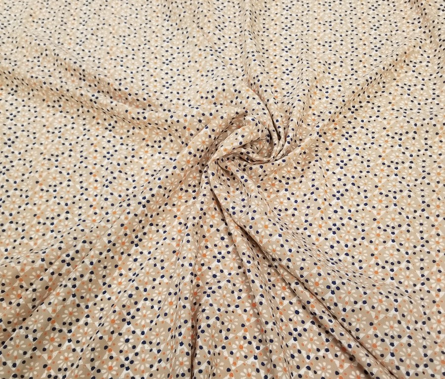 Bixby Retro Rayon Woven-Sold by the yard