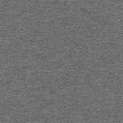 End of Bolt; 7/8th yards of Arietta Ponte De Roma Graphite Gray Solid