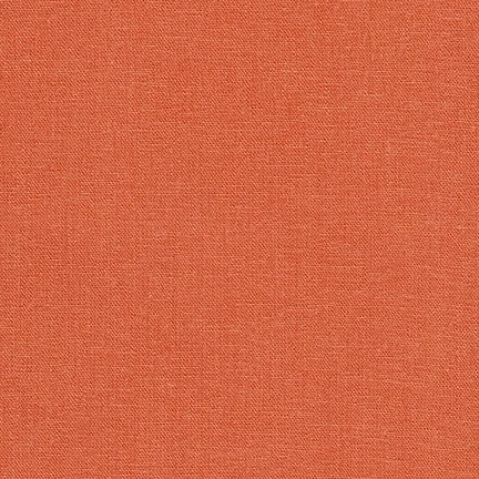 Brussels Washer  Rayon Linen Pink Clay Hue 6 oz-By the Yard
