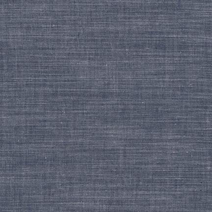 End of BOlt : 1 yard of  Chambray Union Light Woven