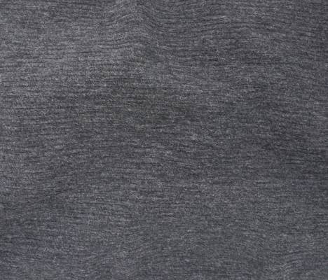 End of Bolt: 2 yards of  Premium Charcoal Melange Double Knit