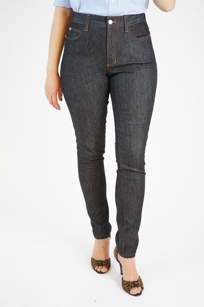 Pattern for Garment Making: Ginger Skinny Jeans Closet Core Patterns