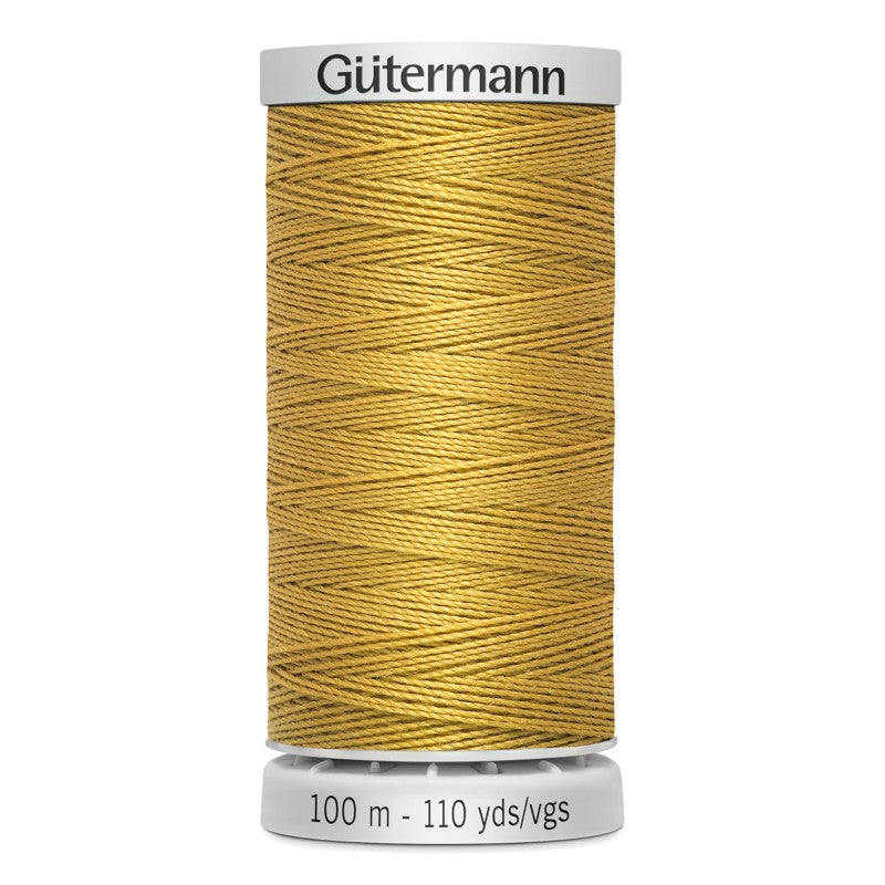 Notions: Gutermann Gold 1870 Thread Heavy Duty- 1 spool