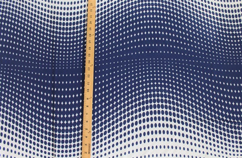 Famous Maker Wavelength Navy & White Performance & Swim Knit- Anniversary Sale