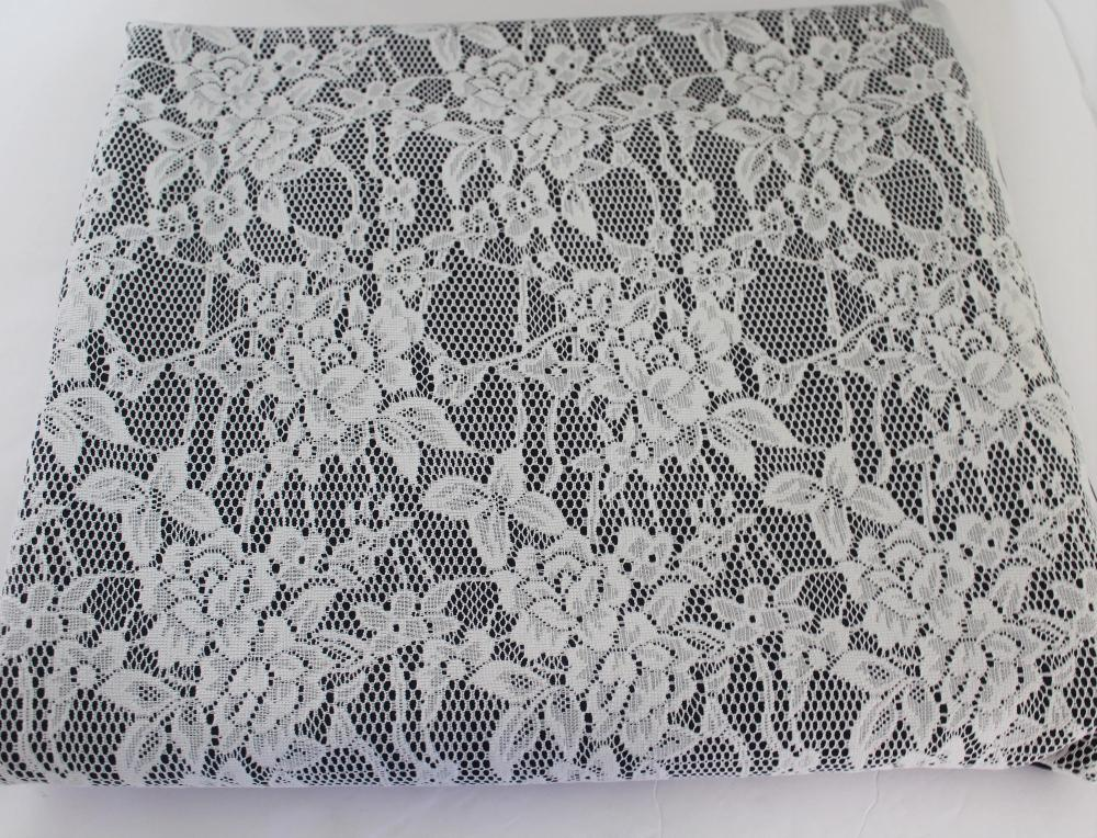 Famous Maker Lace Overlay Famous Maker Fabric