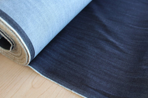 Famous Maker Tencel Blend Indigo Fashion Denim 9 oz.