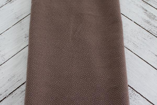 End of BOlt: 4 yard of Mocha Liverpool Solid