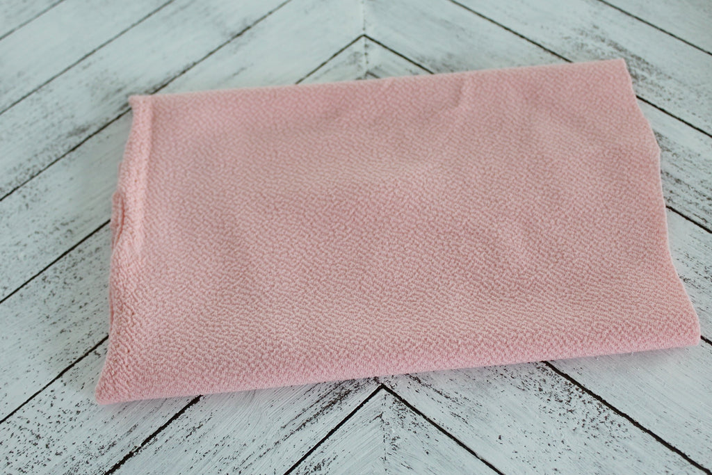 End of Bolt: 2 yards of Blush Liverpool Solid