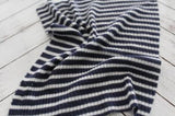 Famous Maker Marques Small Stripe Sweater Knit