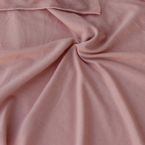 Dusty Pink French Terry Solid