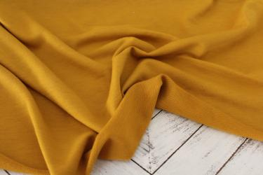 Mustard French Terry Knit- Anniversary Sale