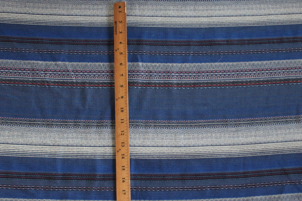 Andes Cotton Multi-Stripe Woven